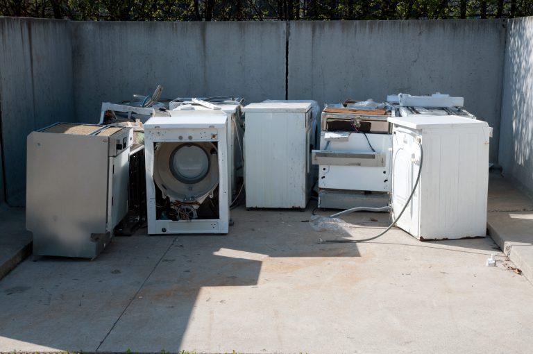 broken appliances